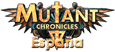 Mutant Chronicles España logo mini