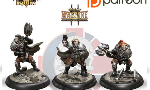 Warzone Resurrection: Headhunters de Imperial preview