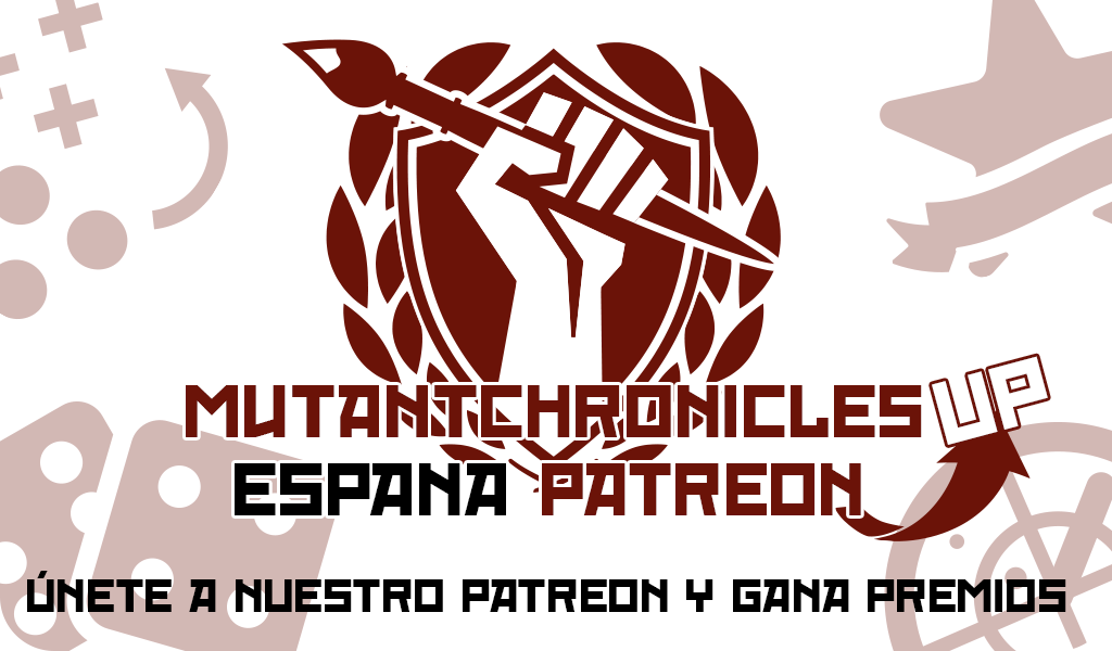 Mutant Chronicles España Patreon