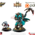 Praetorian Goliath and Imp de la Legión Oscura: Sorteo Patreon de abril