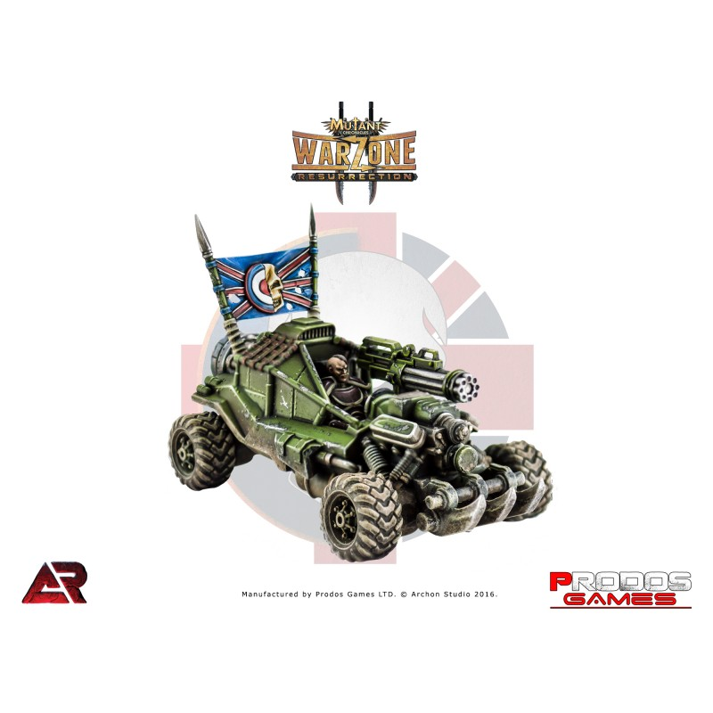 Hedgehog Necromower de Imperial