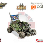 Hedgehog Necromower ATV de Imperial: Sorteo Patreon de mayo