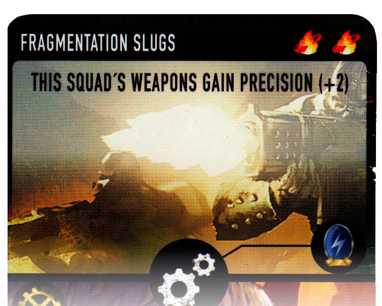 Warzone Resurrection: fragmentation slugs