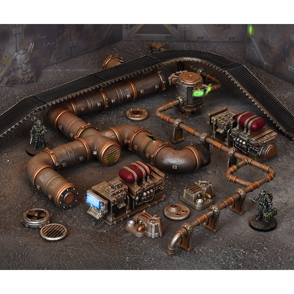 Mantic Games Industrial Accessories