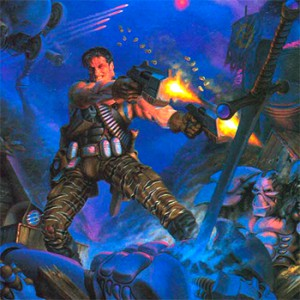 Mitch Hunter contra Cybertronic